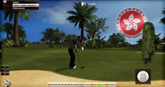 OGC Open - Golf Demo Hong Kong